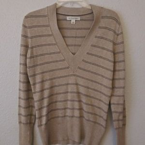 Banana Republic Silk Cotton Casmere Sweater